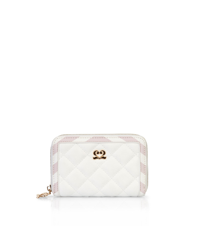 Cora Wallet WHITE&ROSE