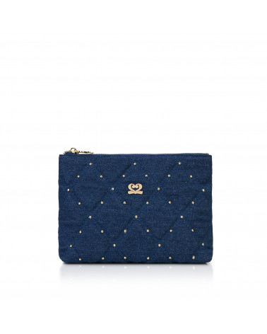 Caroline Mini Case DENIM