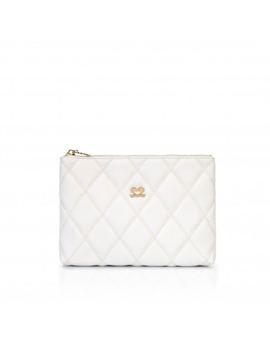Caroline Mini Case WHITE